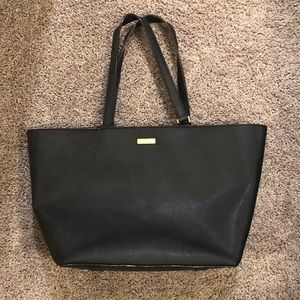 Large Kate Spade tote in Black
